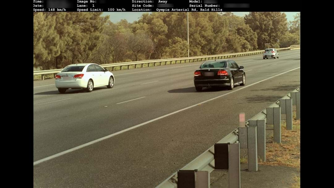 New QPS Trailer Speed Cameras Catch Shocking Numbers Of Offenders