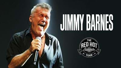 Win Tickets To Hang Out With Jimmy Barnes At The Red Hot Summer Tour