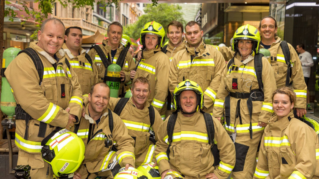 Coffs Harbour Firefighters Set to Climb Sydney Tower for MND
