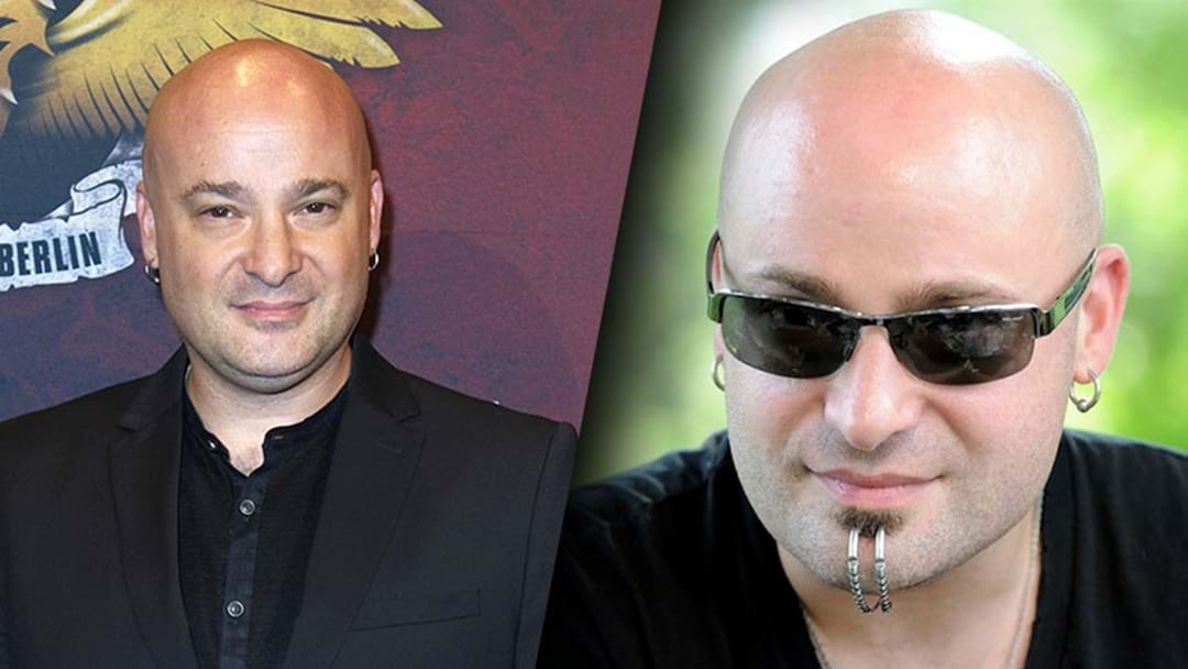 The Lead Singer From Disturbed Has Removed His Chin Piercing Things
