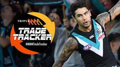Chad Wingard Traded To Hawthorn