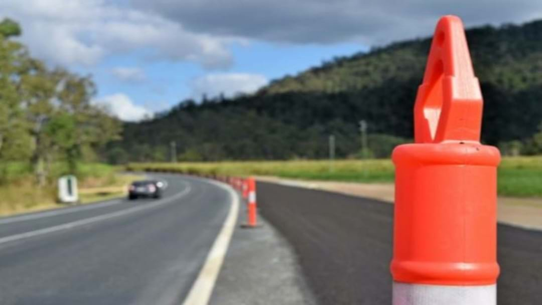 TRAFFIC ALERT: Road Works On The Goulburn Valley Highway At Wunghnu This Friday