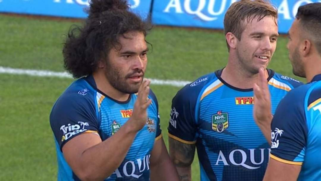 BYE BYE KONNIE: Hurrell Leaves Titans For Super League
