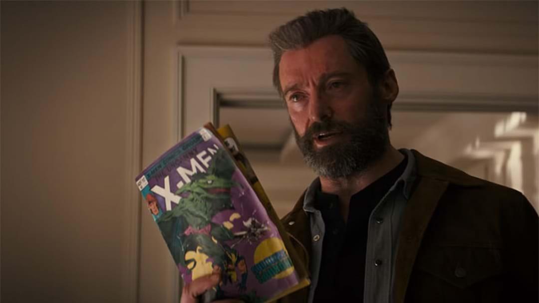 Violent New Trailer For Hugh Jackman's 'Logan'