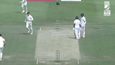 The Australia/Pakistan Test Just Saw One Of The Worst Run Outs
