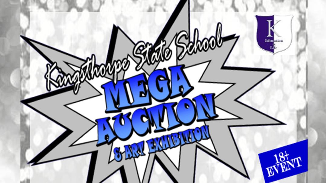 Kingsthorpe State School Mega Auction & Art Exhibition