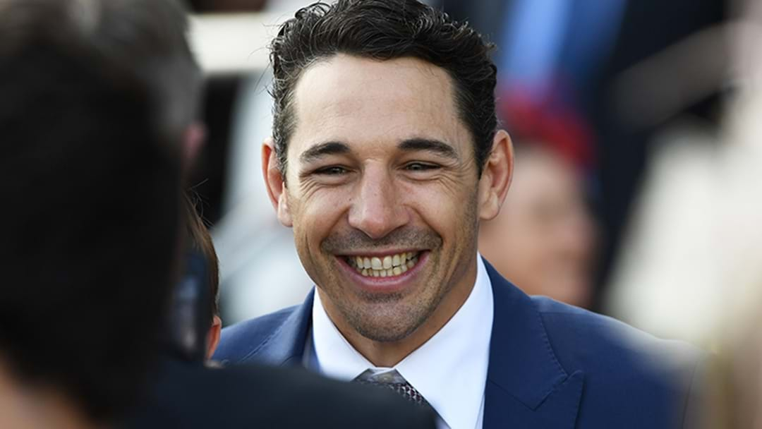 Billy Slater Details The Other Sporting Passion He Pursued Before Joining The Storm