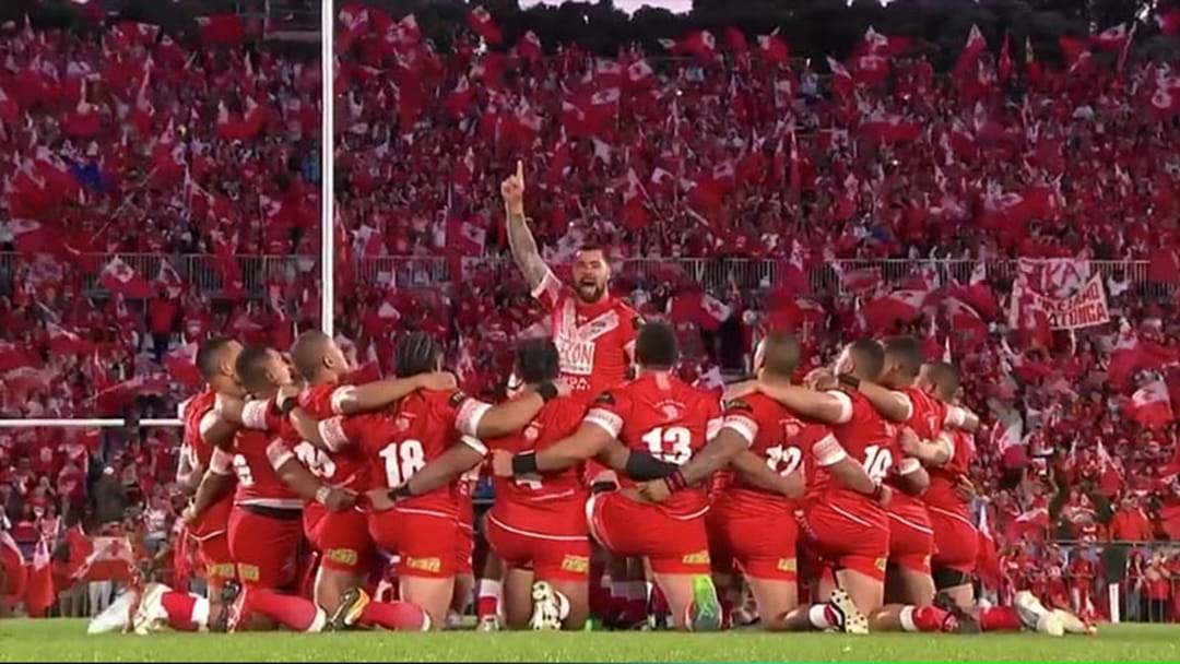 ICYMI - Relive The Spine-Tingling Tongan Sipi Tau