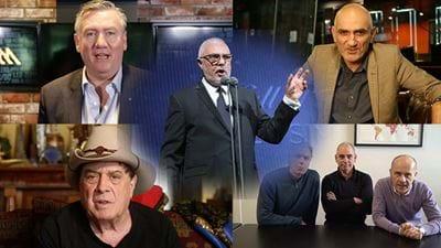 Lee Simon Tribute - ACRA Hall Of Fame 2018