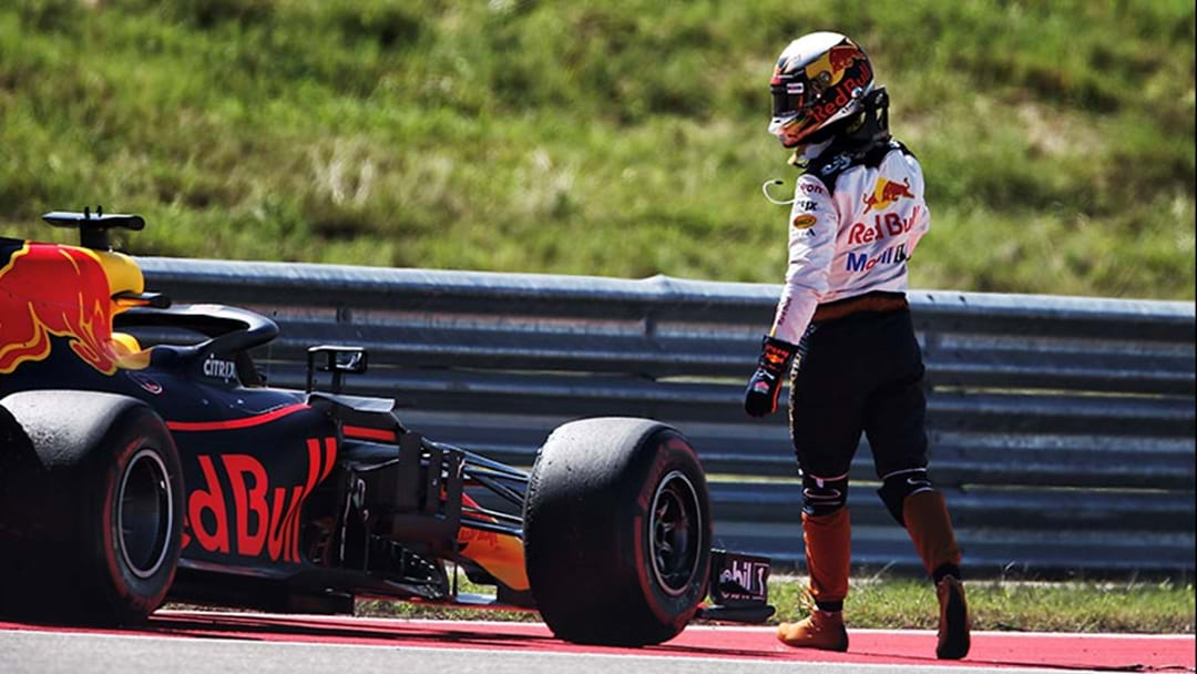 Daniel Ricciardo Full On Cracked It After His Car Failed Him Again