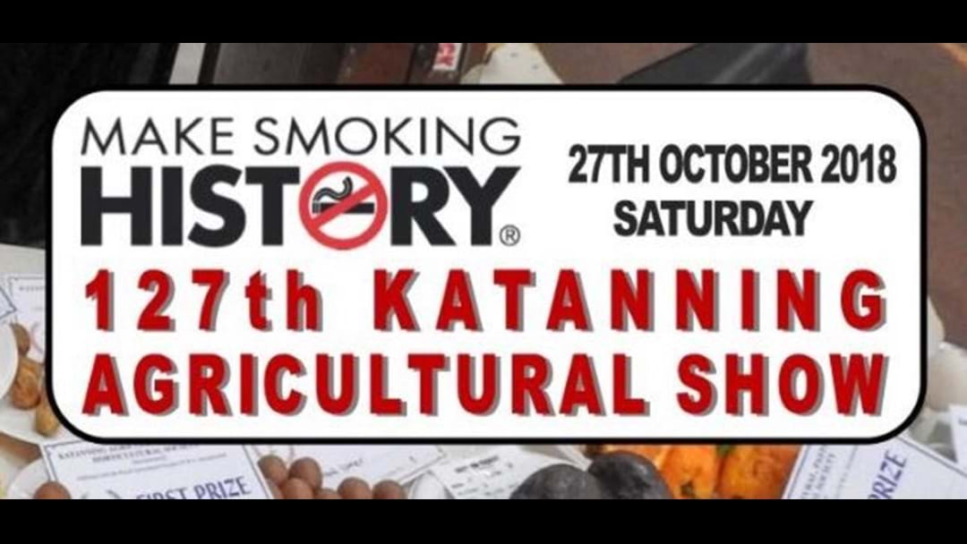 Katanning Show this weekend