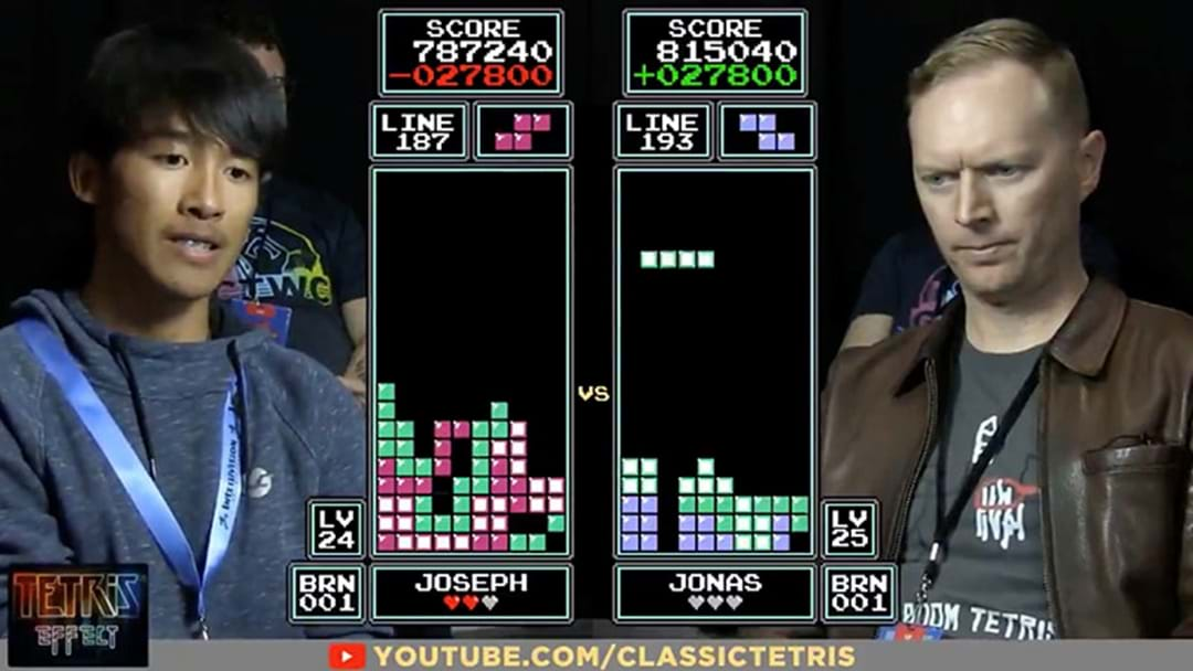 This 16-Year-Old Winning A Tetris World Championship Is The Most Intense Thing You'll Watch Today