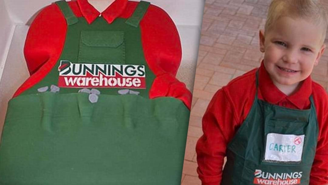We Speak With The Mum Of The Bunnings Birthday Boy