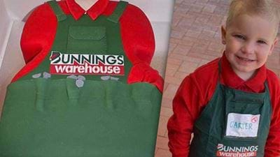 The Bunnings Birthday Boy