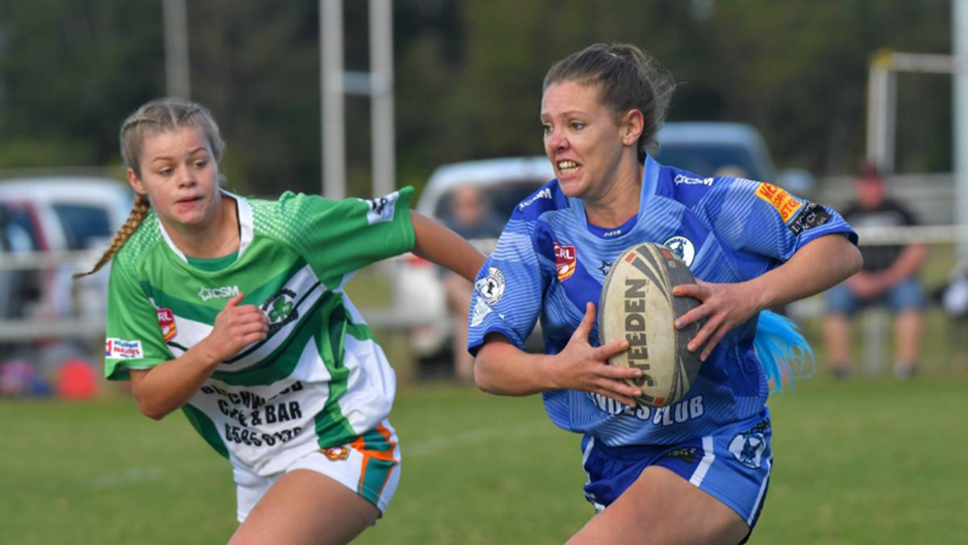 Rugby League Open Day Coming For Townsville Women And Girls