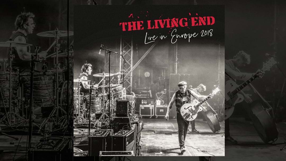 The Living End Announce First Ever Live Album