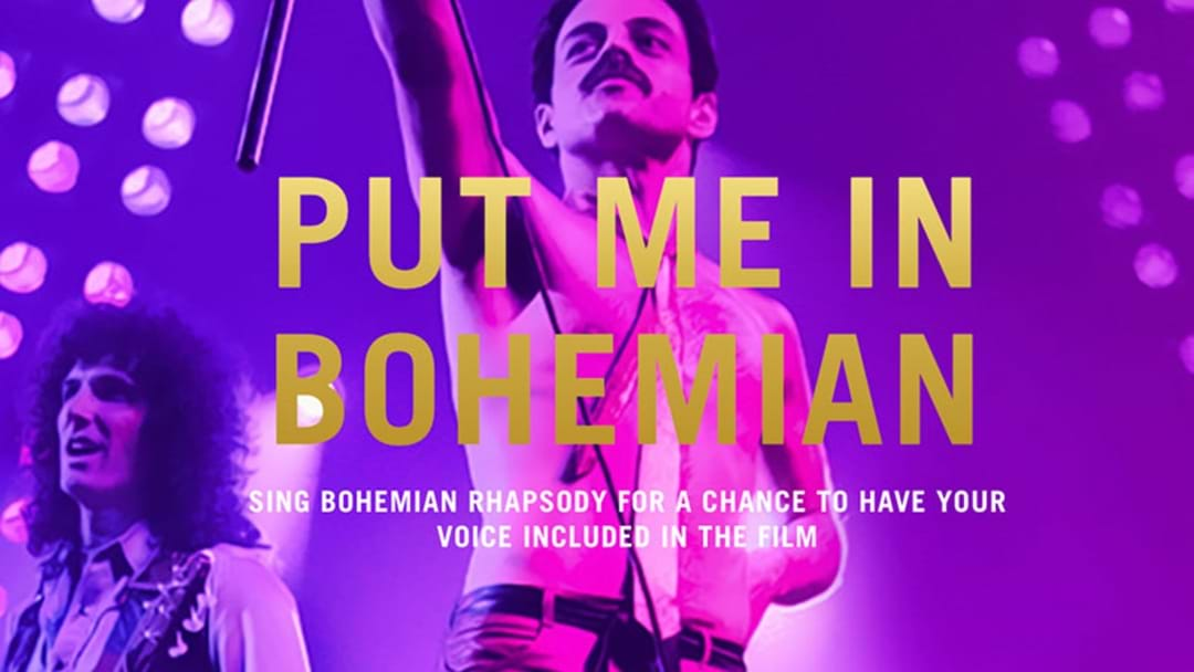 How Thousands Of Queen Fans Sung For The Massive Queen Biopic