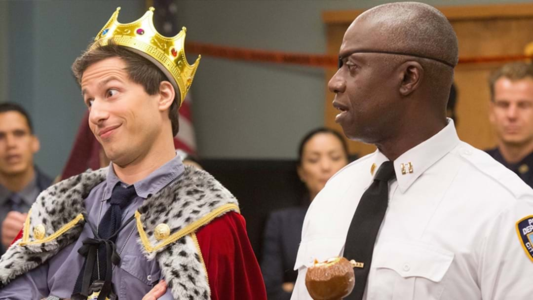 Cool Cool Cool: Melbourne's Copping Some 'Brooklyn Nine-Nine' Trivia Next Month