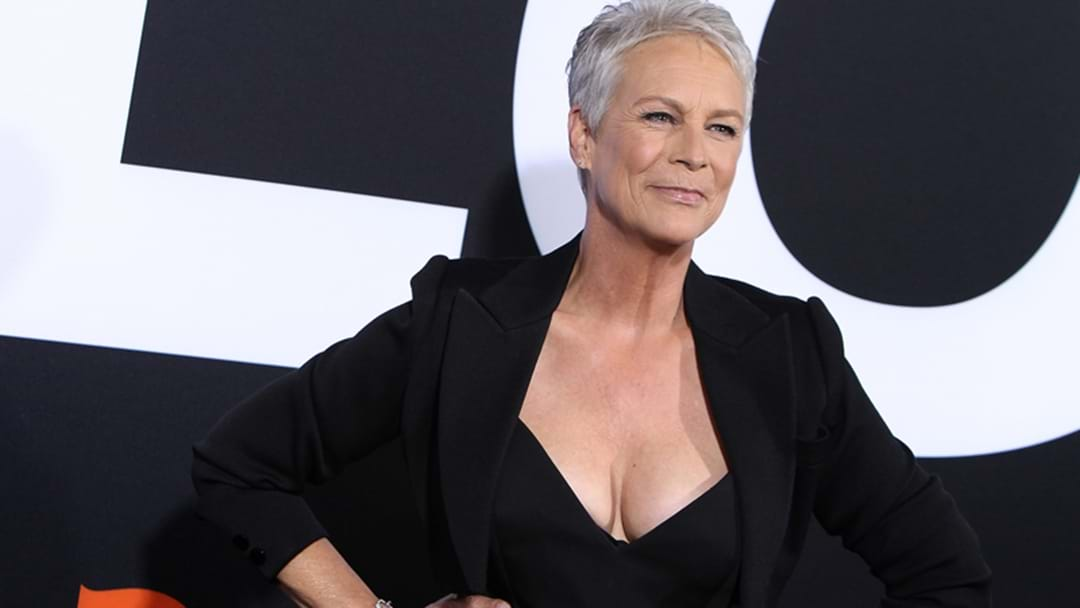 Hollywood Royalty Jamie Lee Curtis Chats With The Big Breakfast