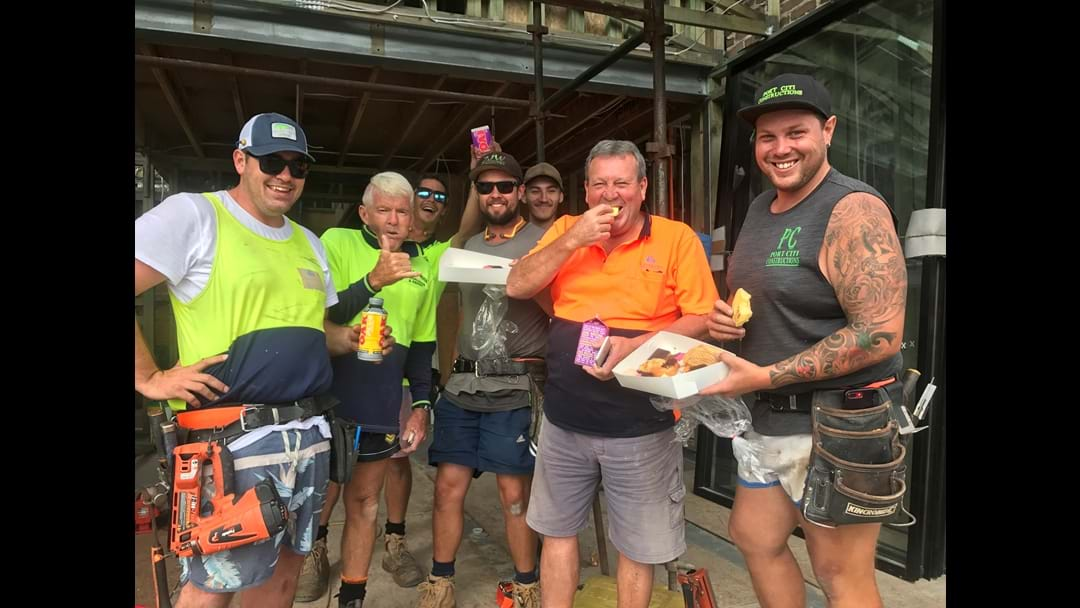 Triple M Rocks the Tradies with Tradie Thursday for ARB