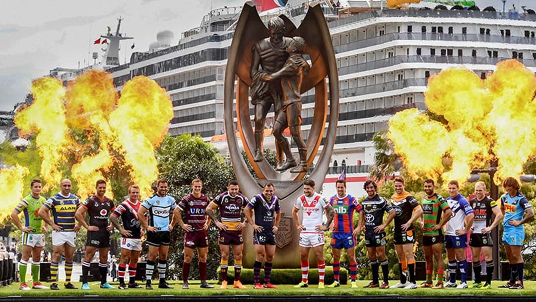 OFFICIAL: The 2019 NRL Draw Has Just Been Released
