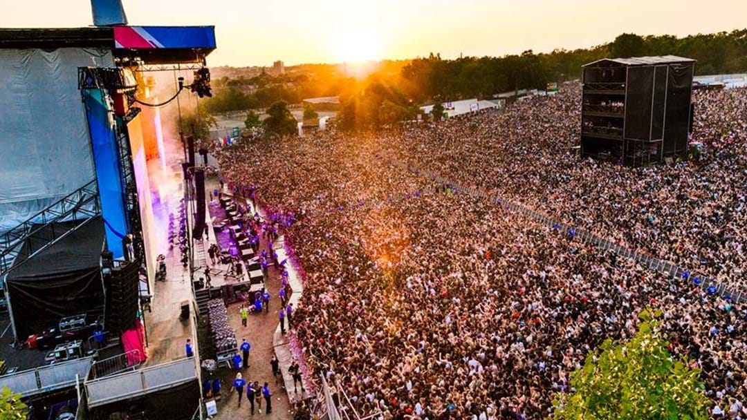 Swearing Banned And Dress Code In Place For London's Wireless Festival Proving Poms Need To Calm Down