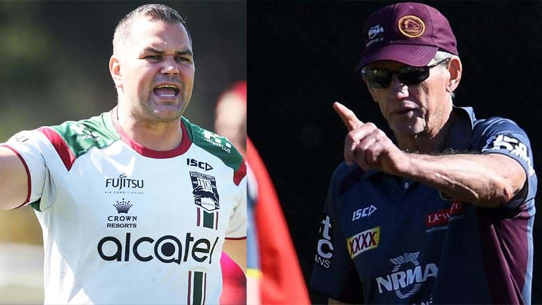 Anthony Seibold Is Officially The New Coach Of The Broncos, Effective Immediately