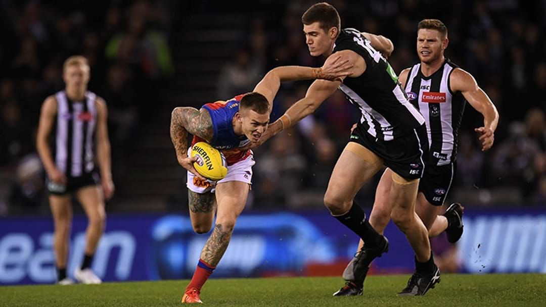 Tom Browne Says Brisbane And Collingwood Will Play On Easter Thursday Next Year