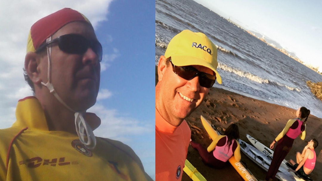 Townsville Dad In The Running To Be Named Surf Life Saver Of The Year