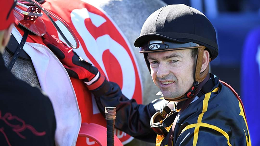 LISTEN | Jockey Dean Yendall Gives Way Too Much Info About His Cox Plate Morning