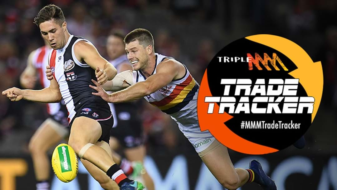 Tom Browne Says Adelaide Are Considering A First Round Pick Swap Deal With St Kilda