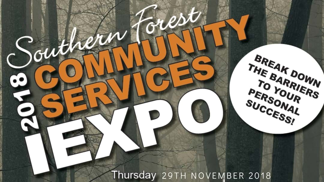Southern Forrest Community Services Expo