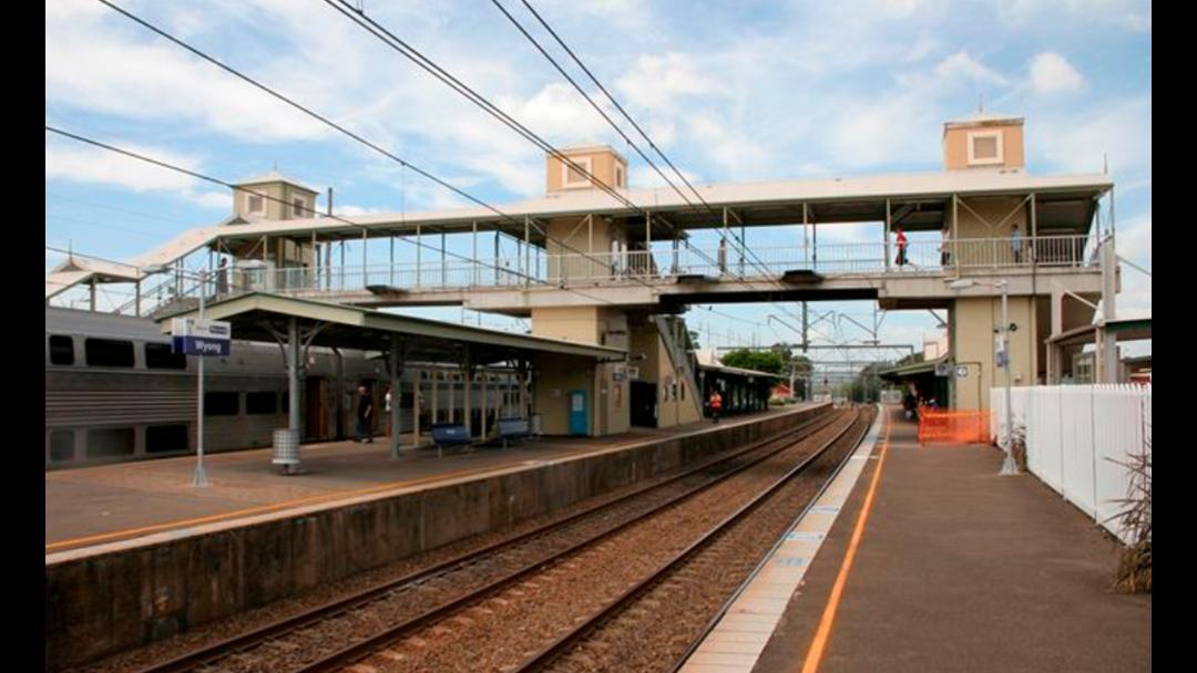 Coast Man Accused Of Indeceny On Train