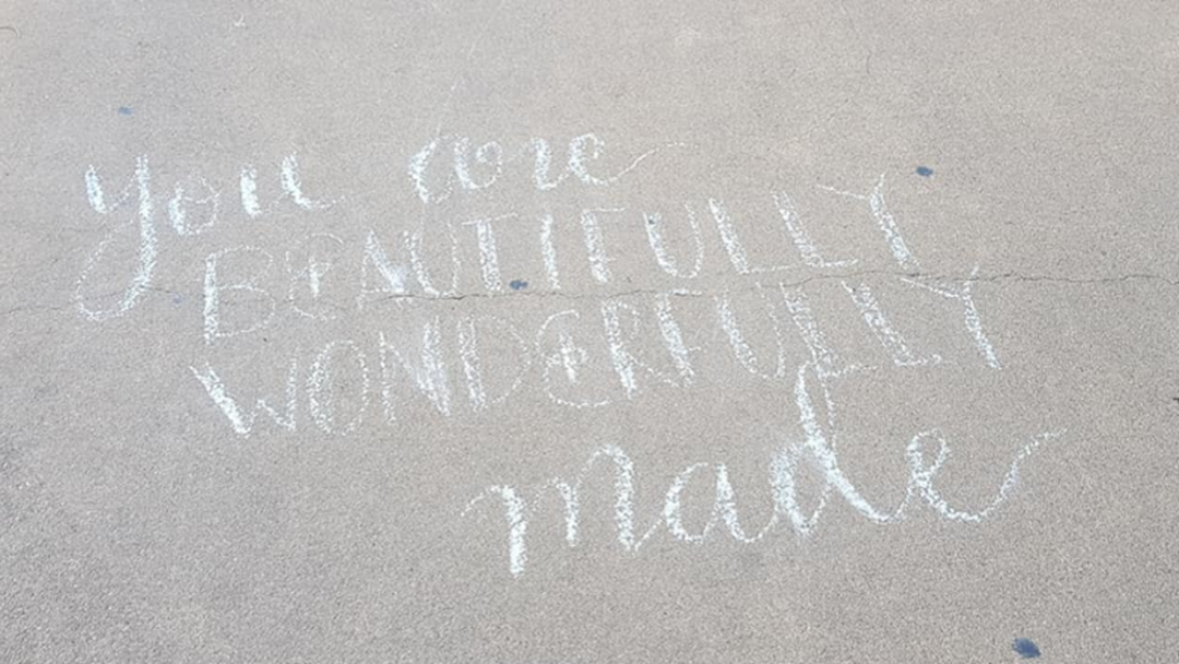 Random Kind Messages Have Filled The Strand And It's Awesome!