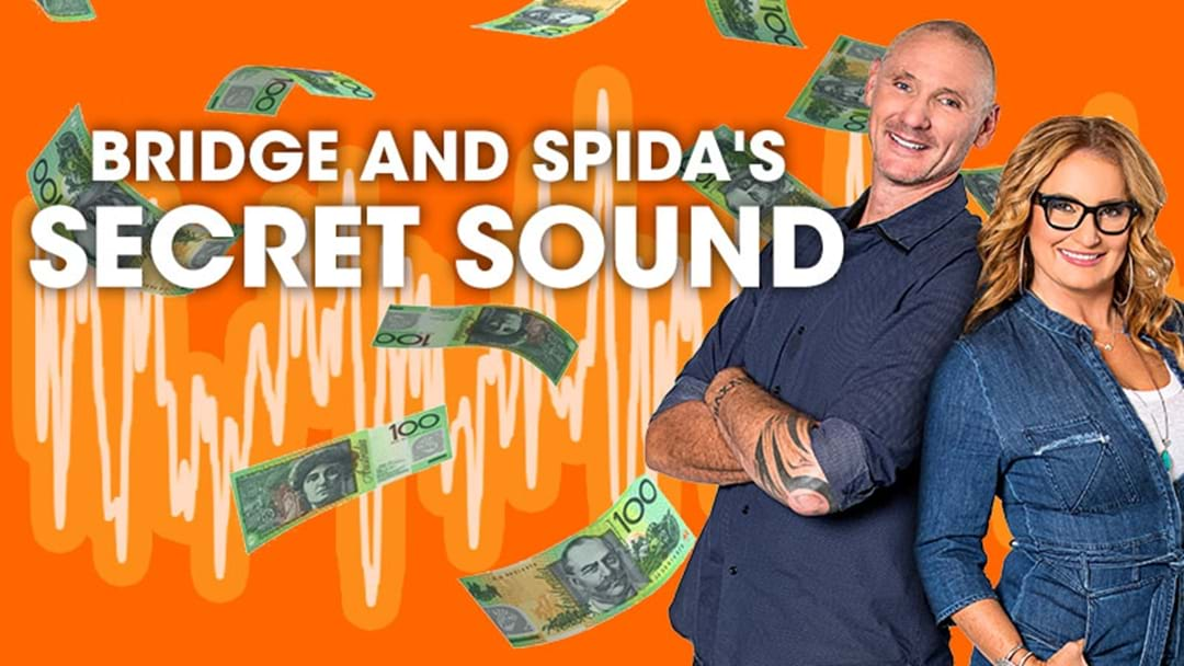 Bridge & Spida's Secret Sound