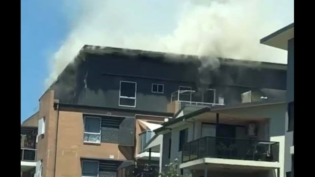 BREAKING: Unit Fire At North Gosford