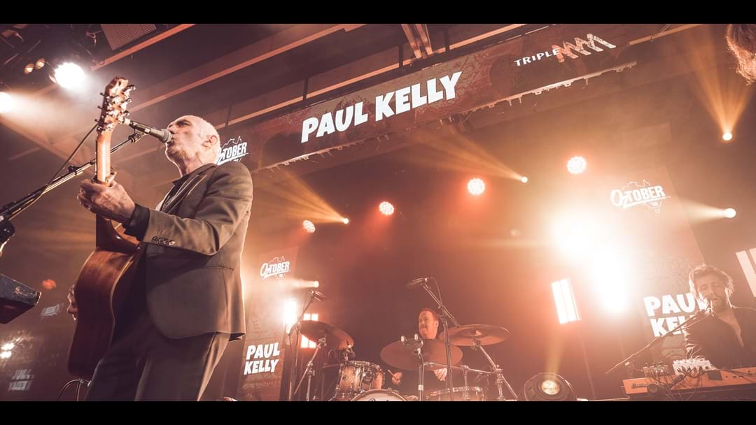 Paul Kelly, The Living End And Birds Of Tokyo Smashed The Oztober Garage Session This Week