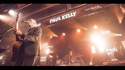 Paul Kelly, The Living End And Birds Of Tokyo Smashed Oztober