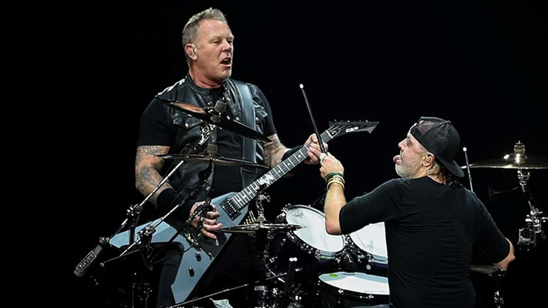 "Lars Ulrich Reckons Metallica Can Keep Going For Another ""20, 25 Years"""
