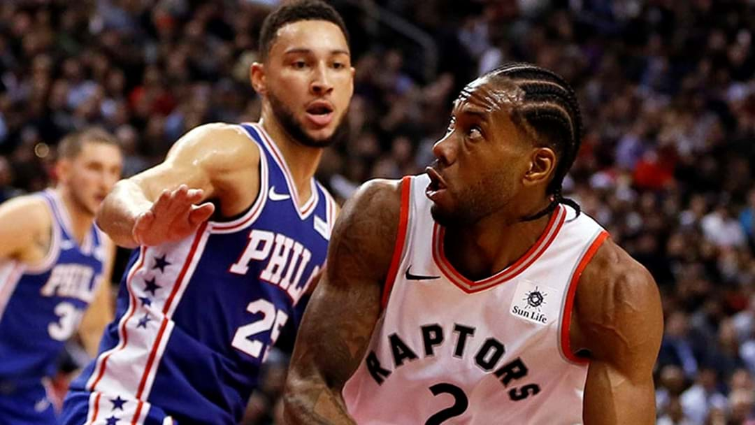 Simmons Heroics Not Enough For 76ers