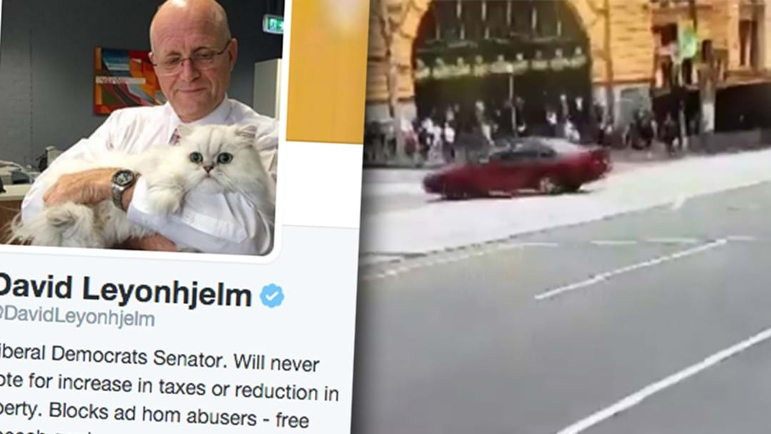 Australian Senator Posts Despicable Joke Moments After Bourke Street Rampage