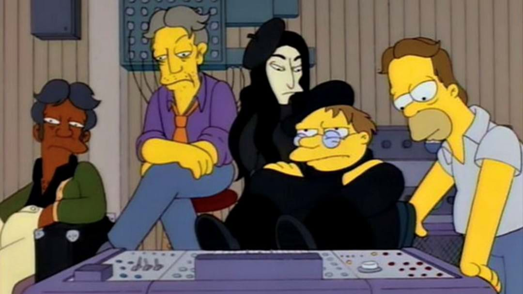 A Bunch of Aussie Musos Have Put Together A Perfectly Cromulent Medley Of Simpsons Songs