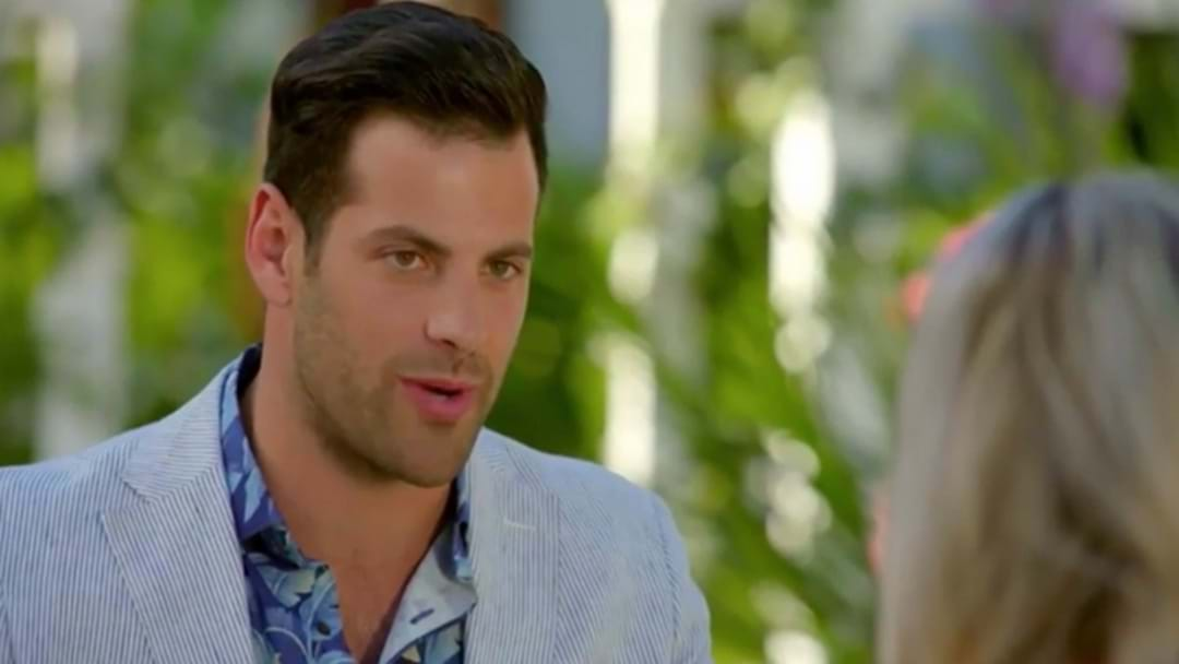 Rob From The Bachelorette Responds To Bisexual Rumours On AJ, Bridge & Spida