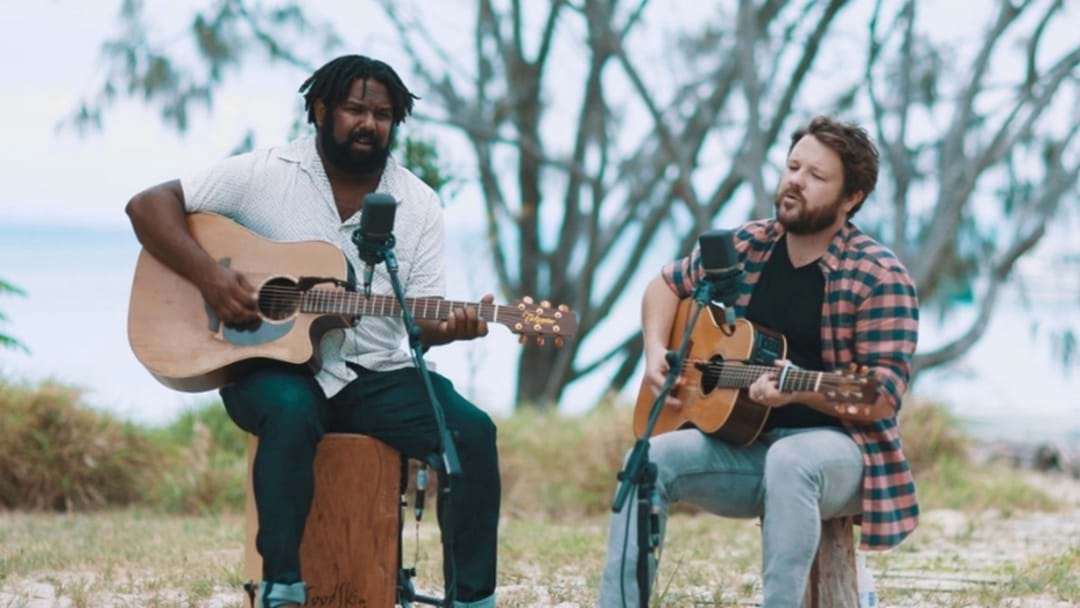 Busby Marou Hint At A HUGE Artist Joining Them On Tour!