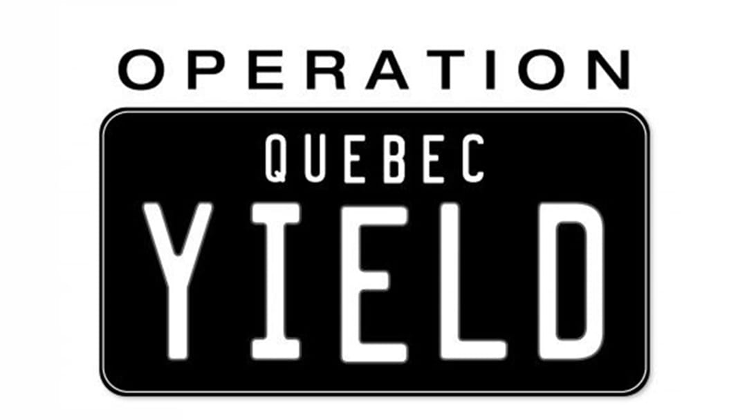 Police Operation to Crack Down on Fake Registration Plates