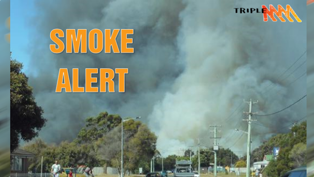 Smoke Alert Issued Throughout SouthWest