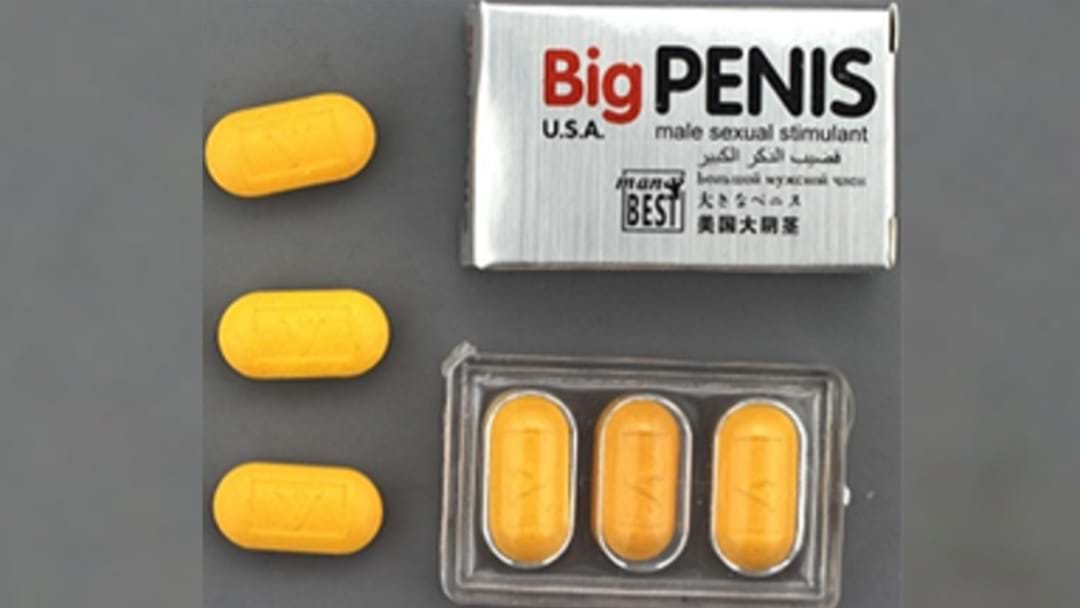Urgent Warning: If You Have 'Big Penis USA' Pills, Stop Taking Them ASAP
