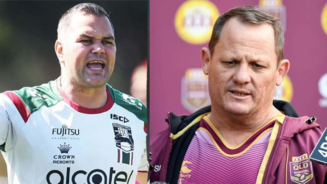 Pete Badel Explains Why Anthony Seibold Was Picked Over Kevin Walters
