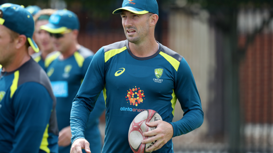 Shaun Marsh Has Withdrawn From Today's First ODI