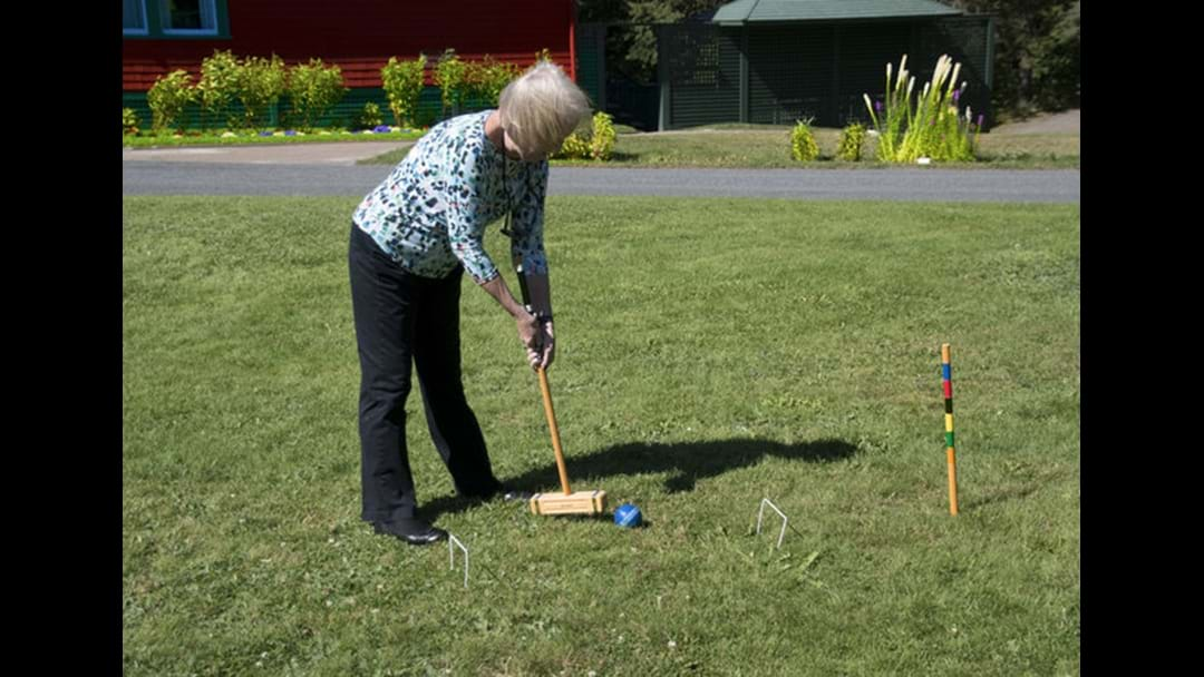 Have a Crack at Croquet